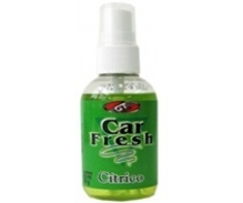 Foto ilustrativa do Produto CAR-FRESH PUMP CITRICO GT-2000 60 ML